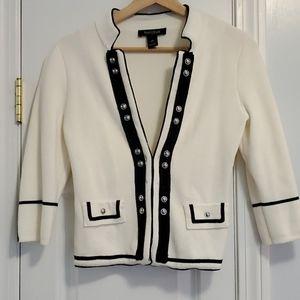 White House Black Market Sweater